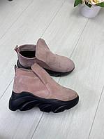 Женские Сникерсы ботиночки кроссовки