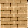 Клинкерная брусчатка MUHR  01 Нидерлаузитцер желтый