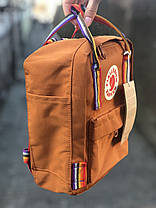 Повседневный рюкзак в стиле Fjallraven Kanken Mini (7 литров), фото 3