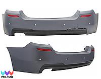 Задний бампер Bmw 5-series f10 М-пакет 10-16 M-paket