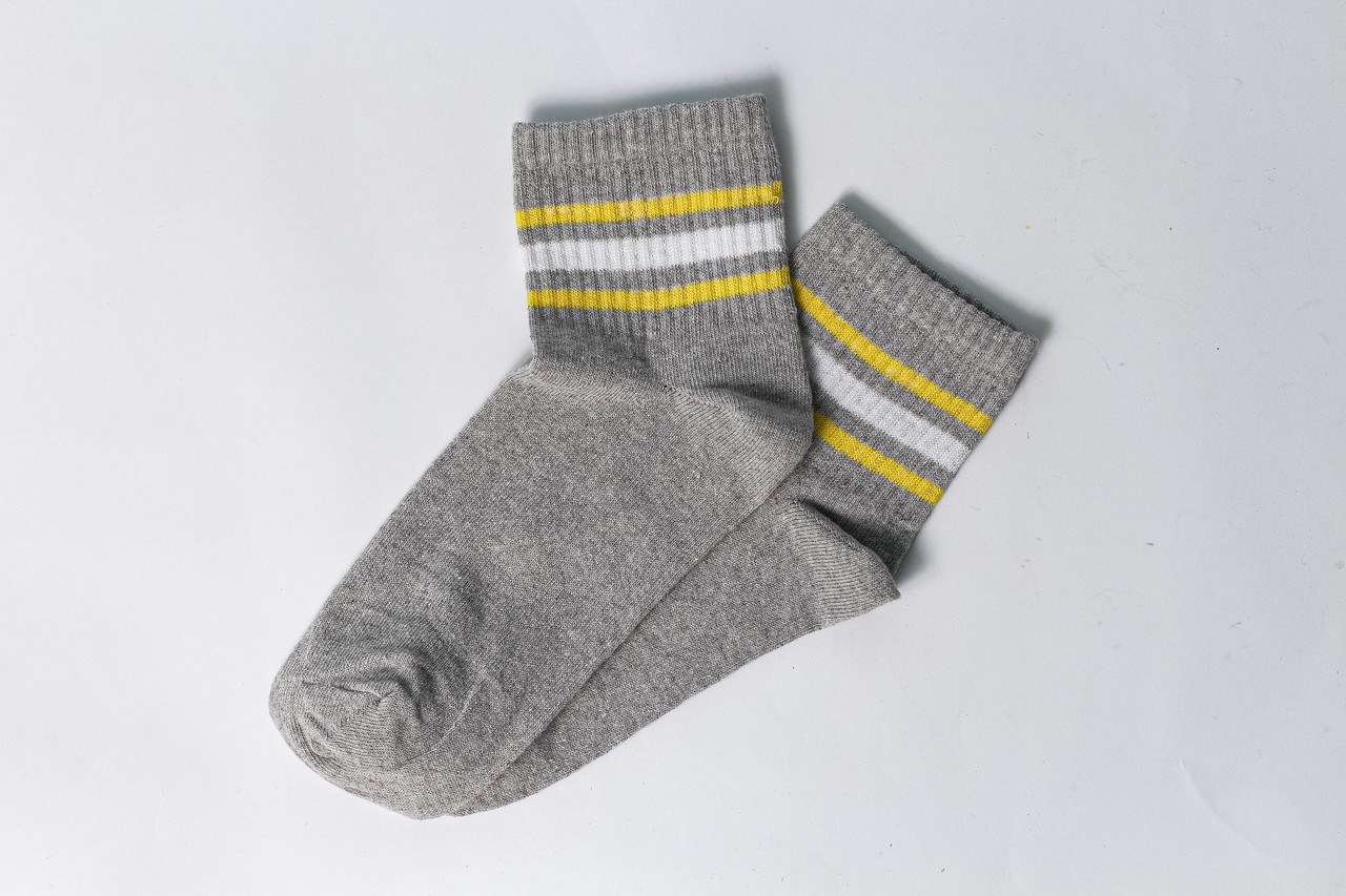 Женские носки LOMM Полоска (3 цвета)