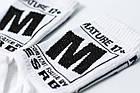 Чоловічі шкарпетки LOMM 17+ білі, фото 2