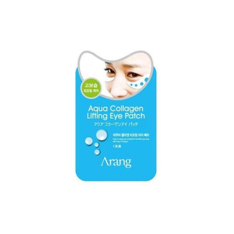 Набор подтягивающих патчей под глаза с морским коллагеном Arang Aqua Collagen Lifting Eye Patch 5г*10 шт (8809464011933)