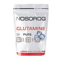 Глютамин  NOSOROG Glutamine 200 g pure без вкуса