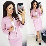 """Жіночий костюм """"Піджак та спідниця""""  від Стильномодно, фото 5"""