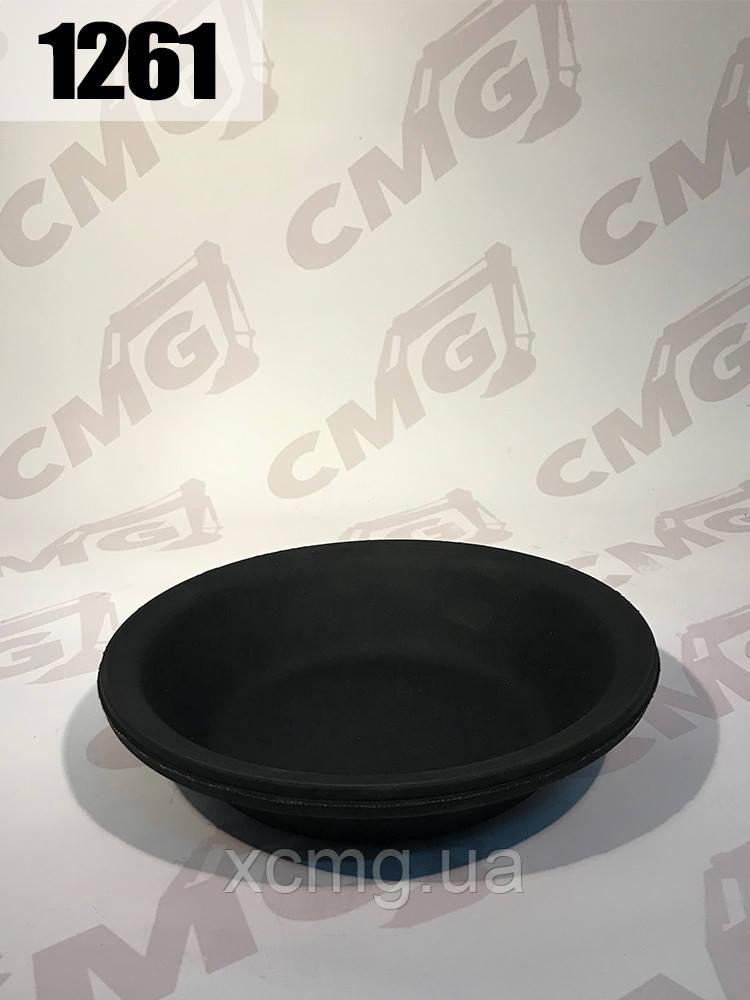 Ремкомплект гумовіх ущільнювачів гальмівної камери автокрана QY25K5, MCA-3519214