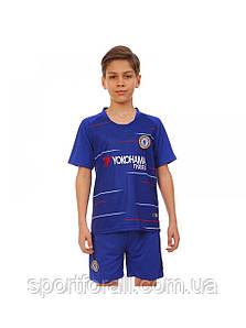 Футбольная форма детская домашняя CHELSEA 2019 CO-8011