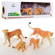 Набор животных леопард