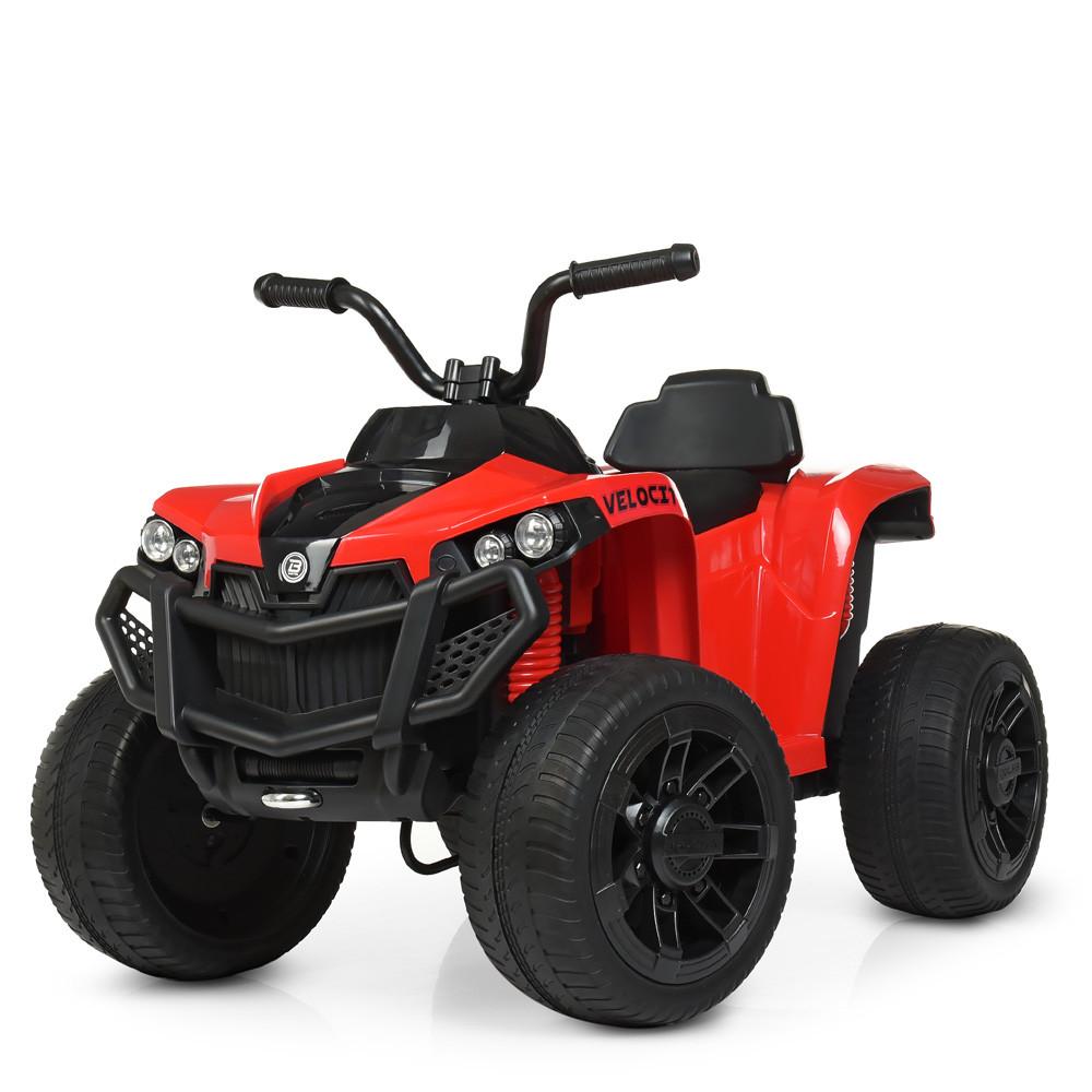 Детский электрический квадроцикл Bambi M 4229EBR-3 красный