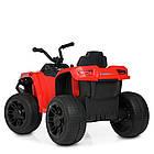 Детский электрический квадроцикл Bambi M 4229EBR-3 красный, фото 3