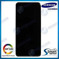Дисплей на Samsung A515 Galaxy A51 Чёрный(Black),GH82-21669A, Super AMOLED!