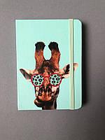"Блокнот А6 96 ст. лінія ""Funny animals"""