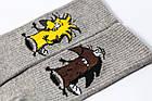 Шкарпетки LOMM Злюки Бобри, фото 2