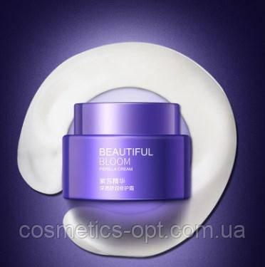 Увлажняющий восстанавливающий крем для лица IMAGES Beauty Beautiful Bloom Perilla Cream, 50 г
