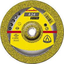 Круг зачистной по металлу Kronenflex А 24 Extra 125х6х22,23, GEK Klingspor