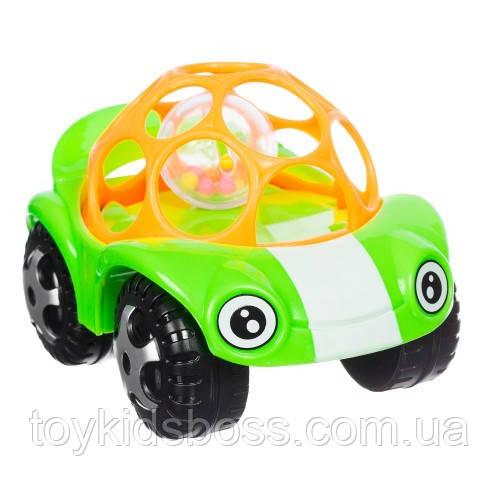 Машинка-Мячик 2 в 1 BeBeLino