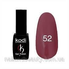 Гель-лак (Коди) Kodi Professional 8 ml № 052