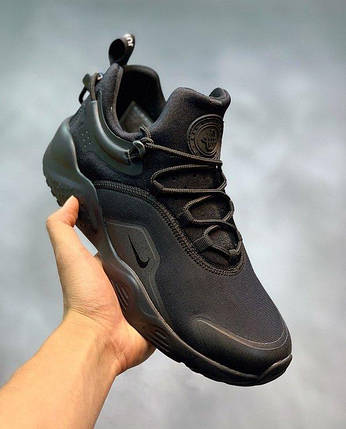 "Кроссовки Nike Air Huarache City Move Triple Black ""Черные"", фото 2"