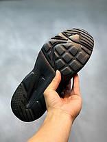 "Кроссовки Nike Air Huarache City Move Triple Black ""Черные"", фото 3"