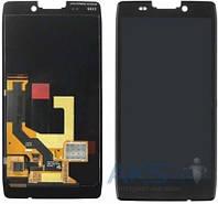 Дисплей (экран) для телефона Motorola RAZR HD XT925 + Touchscreen Original Black