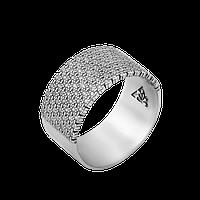 Серебряное кольцо широкое Эпатаж, фото 1