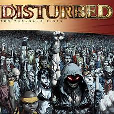 Значки Disturbed