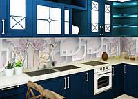 Абстракции, узоры, коллажи (кухонные фартуки)