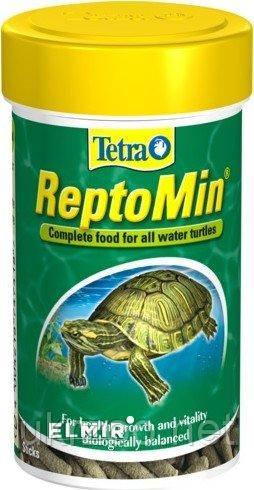 Tetra ReptoMin 1 L   гранулы для черепах