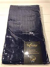 Коврики для ног Soft Cotton. Турция, тёмно-синий
