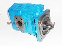 Насос гидравлический CBGj2080, CBGq2080 (шлиц, шпонка)