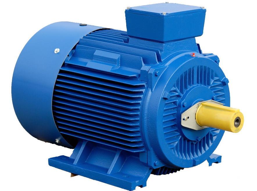Асинхронный электродвигатель АИР 63 В6  (0,25 кВт, 1000 об./мин.)