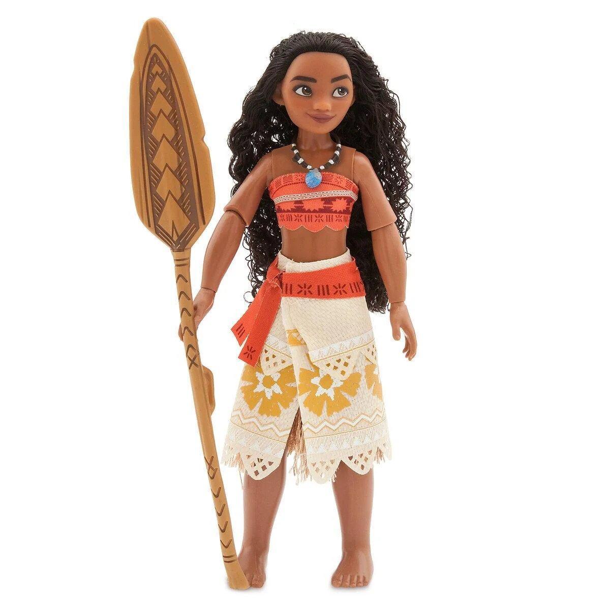 Кукла принцесса Дисней Моана Ваяна Disney Moana Classic Doll