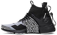"Кроссовки Nike Air Presto x Acronym Cool Grey ""Серые"", фото 2"