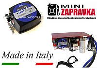 Итальянский механический счетчик расходомер для дизельного топлива MAT FLOW 3C ( 20-120л/мин ) Adam Pumps