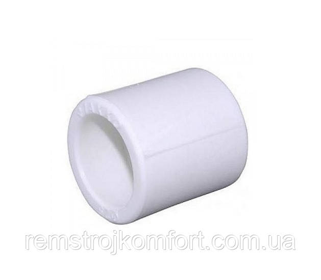 Kalde WHITE Муфта пластиковая 40