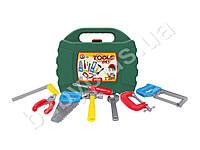 Набор инструментов в чемодане. Технок 4371