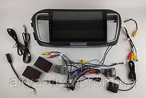 Штатная автомагнитола Honda Accord 2014-2016 на Android с хорошей звуковой настройкой