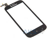 Сенсор (тачскрин) для Lenovo A760, A706T Black