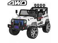 Детский электромобиль Jeep. Bambi Racer M 3237EBLR-1
