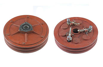 Муфта сцепления (в сборе) на Мотоблок 180/190N/195N (2 ручейковый) DIGGER