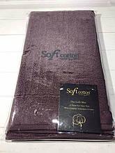 Коврики для ног Soft Cotton. Турция, коричневый