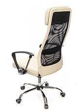 Кресло АКЛАС Гилмор (Ультра) FX  СН TILT бежевый, фото 2