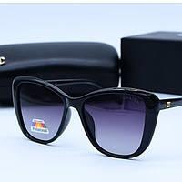 Стильные женские солнцезащитные  очки копия Chanel 2020