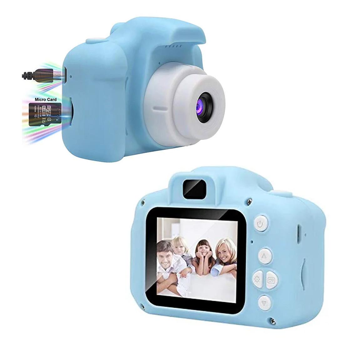 """Детская камера, Детский цифровой фотоаппарат, Kids Camera с дисплеем 2"""""""