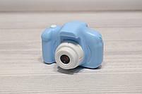 """Детская камера, Детский цифровой фотоаппарат, Kids Camera с дисплеем 2"""", фото 4"""