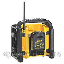 Зарядное устройство-радиоприемник DAB/FM, AUX и USB порт, DeWALT DCR020, фото 3