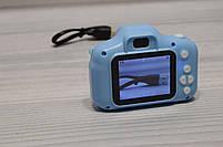 """Детская камера, Детский цифровой фотоаппарат, Kids Camera с дисплеем 2"""", фото 7"""