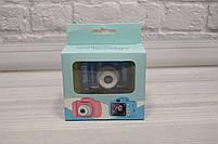 """Детская камера, Детский цифровой фотоаппарат, Kids Camera с дисплеем 2"""", фото 10"""