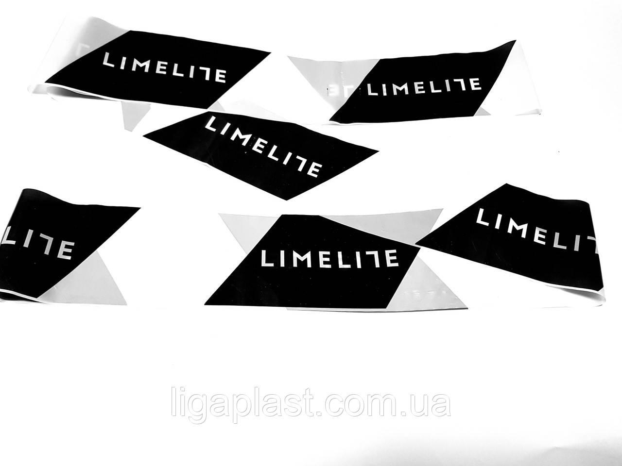 Лента сигнальная  с логотипом