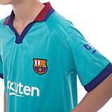 Форма футбольная детская BARCELONA MESSI 10 резервная 2020  CO-0976, фото 3
